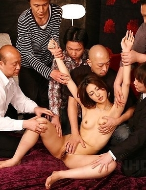 Julia Nanase gets nailed hardcore