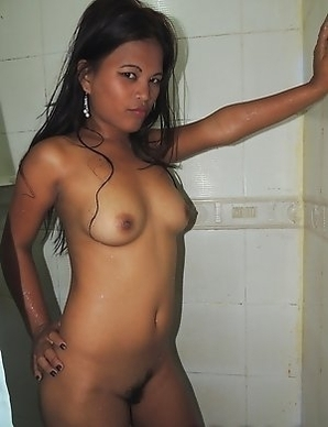 Naughty young Asian Wendy