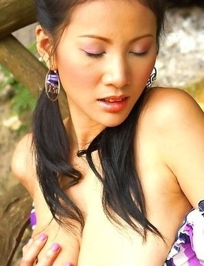 Nancy Ho pulls out tits that will shock your mind. You will love checking out a body that is so hot, you will need to wipe the sweat from your forehea