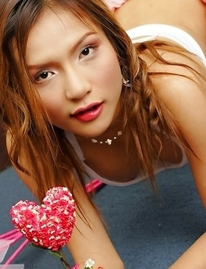 . Vanessa Wang is looking hotter than ever and all she wants is to please her naughty cravings.