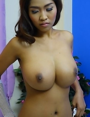 Big Boobs Asian Tittiporn