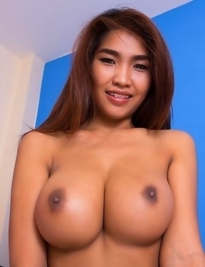 Honey and Busty Thai Tittiporn beautiful