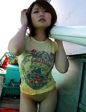 Asian Miki Uemura Pics