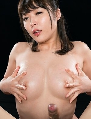 Yui Kawagoe Cum Covered Handjob