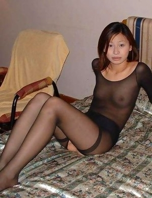 Chinese bitches stripping naked and spreading