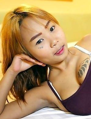 Thai girl next door with big boobs