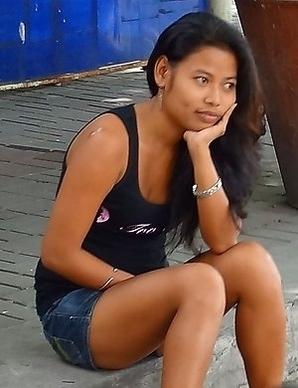 Amateur Filipina Rose