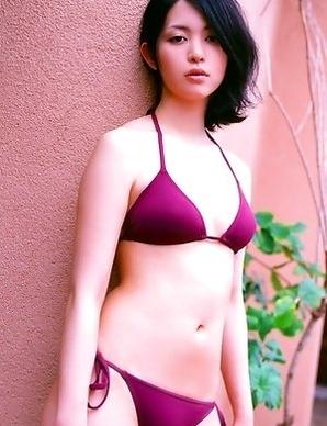 Asian Mayuko Iwasa Pics