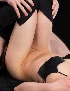 Black boots bombshell Yui Kawagoe getting her thighs fucked hard on camera