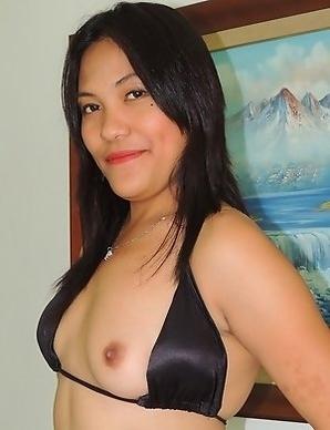 Filipina chick Mich