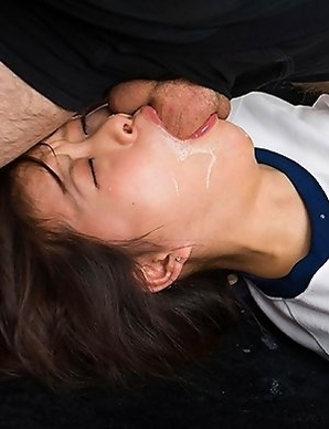 Mio Arisaka gets tied up and is still coming to her senses when she gets used like a fuck toy.