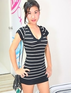 Skinny Filipina hustler Ladyhoney