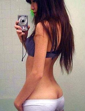 Amateur Naughty Asian hotties pics