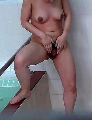 Japanese Piss Fetish Videos - Asian Girls Pissing - Steamy Streams At A Bath House 4